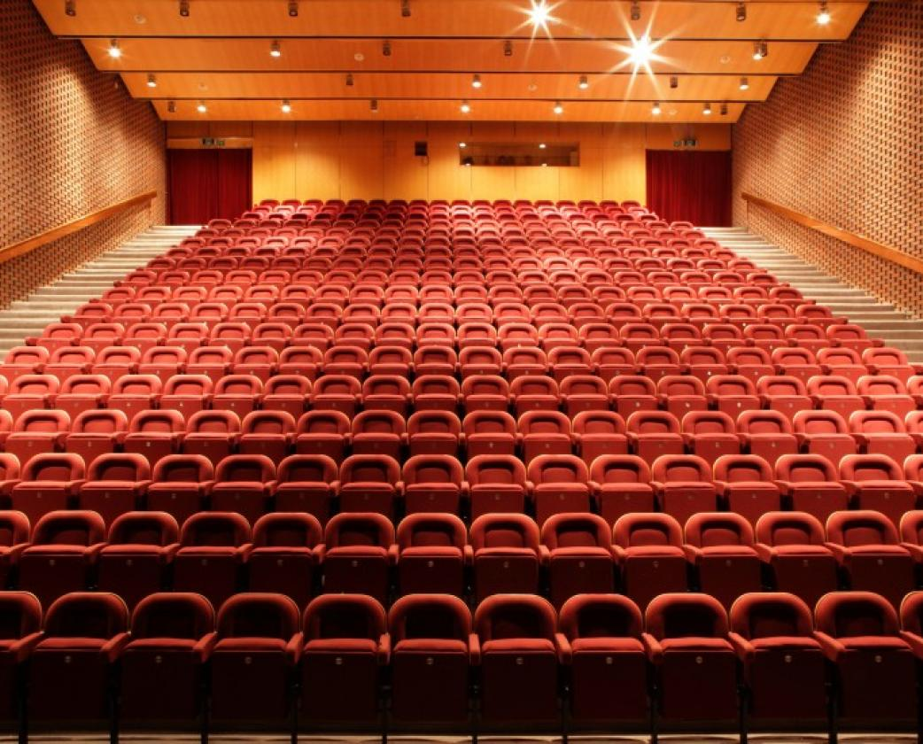 Ccha theaterzaal