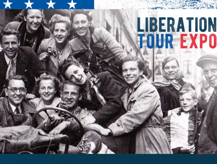 Het Stadsmus expo Liberation Tour